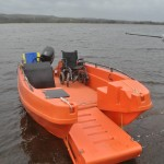 Accessible Powerboat