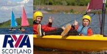 RYA Sailing JNR Courses