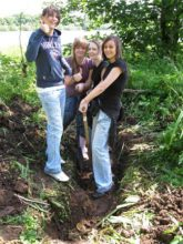 CMRP_DofE_Conservation_ditching work