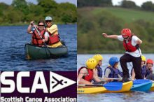 SCA BCU Kayak Canoe Adult Courses