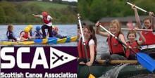 SCA BCU Kayak Canoe JNR Courses