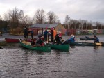 Castle Semple Xmas Paddle 3