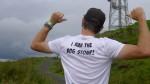 I ran the Bog Stomp tshirt back wee